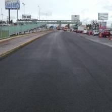 SOPOT realiza trabajos de reencarpetamiento en carretera federal México -Pachuca3