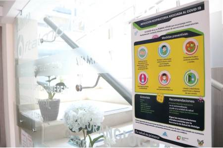 STPSH difunde medidas sanitarias para centros de trabajo