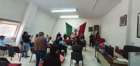 Tianguis y ambulantes de Tizayuca acuerdan continuar suspendidos una semana más