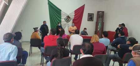 Tianguis y ambulantes de Tizayuca acuerdan continuar suspendidos una semana más2