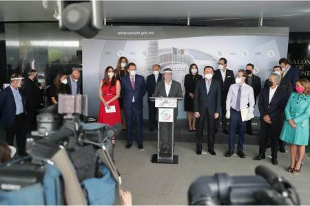 Unidad y diálogo permitieron aprobar por consenso leyes del T-MEC, destacan Grupos Parlamentarios