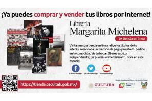 Aperturan en línea Librería Margarita Michelena3
