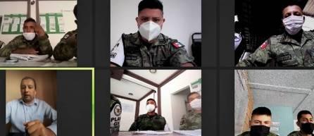 Capacita IHM a elementos de la Guardia Nacional en Hidalgo 2