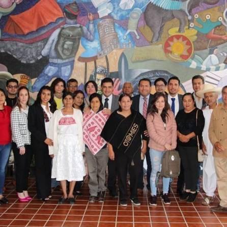 Celebra Secretaría de Cultura aprobación de Ley de Salvaguardia y Fomento Artesanal para el estado de Hidalgo1
