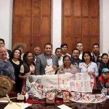 Celebra Secretaría de Cultura aprobación de Ley de Salvaguardia y Fomento Artesanal para el estado de Hidalgo3