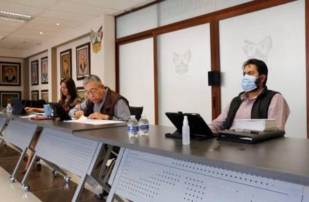 Comisión Interinstitucional de Hidalgo trabaja en Proyecto de Iniciativa de Ley Contra la Trata de Personas3