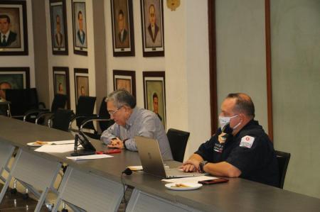 Comité Estatal de Emergencias ratifica enlaces operativos y esquemas de actuación2