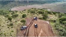 Con drones y unidad canina de Policía Estatal, localizan a excursionistas en Tepeapulco2