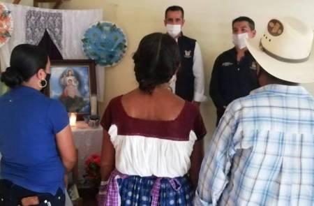 """Con el """"Operativo Escudo, Migrante Seguro"""" Sedeso apoya a familias de migrantes fallecidos en Estados Unidos2"""