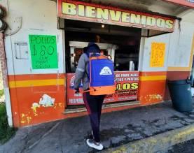Continúan acciones de desinfección en colonias de Mineral de la Reforma5