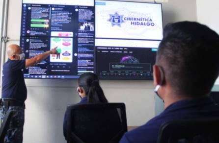Cumple Policía Cibernética de la SSP Hidalgo tres años de operaciones1