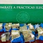 Decomisan en Aduana de Matamoros divisas por más de 375 mil dólares provenientes de Estados Unidos