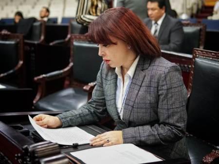 Diputada Claudia Luna presenta iniciativa para crear una ley que establezca requisitos para la designación de concejos municipales durante la suspensión del proceso electoral