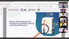 """""""UPMH realizó la instalación del comité de igualdad laboral y no discriminación"""""""