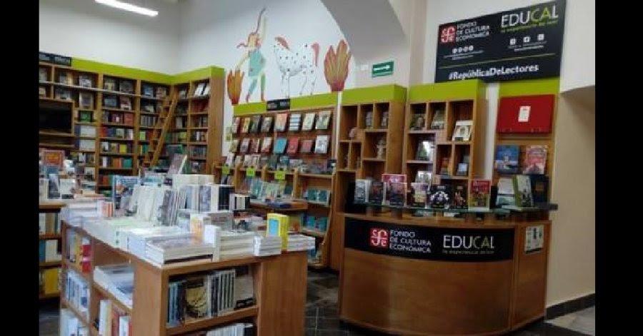 El FCE Y EDUCAL reanudan actividad en 22 librerías, con atención por ventanilla2