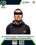En acciones contra armas y drogas, asegura SSP de Hidalgo a 3hombres3