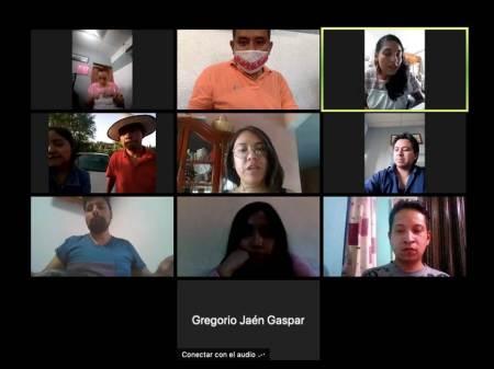 En reunión virtual presentan avances de Catálogo Hñahñu de Especies Endémicas