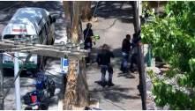En zona de hospitales de Pachuca detienen a probable desvalijador de vehículos4