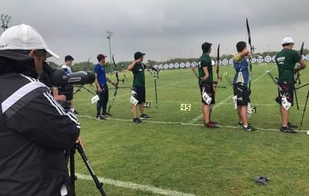 Entrenadores hidalguenses de tiro con arco continúan capacitándose 2