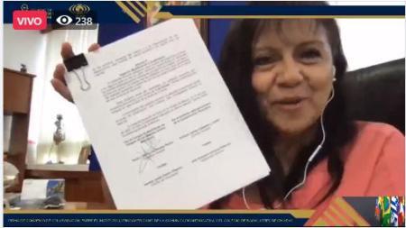 Firman convenio de colaboración Cobach - ILCE para la capacitación docente en el estado de Chiapas