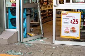 Frustran presunto atraco a tienda de conveniencia en Tizayuca; hay seis detenidos