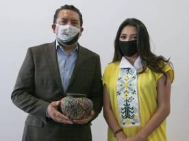 Gobierno de Hidalgo impulsa el talento de artesanos y artistas 1