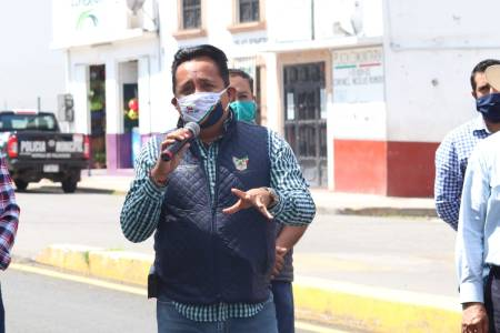 Gobierno de Hidalgo inaugura tramo carretero Nopala-Amealco en el municipio de Nopala de Villagrán