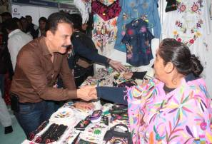 Gobierno de Hidalgo respalda al sector artesanal 1