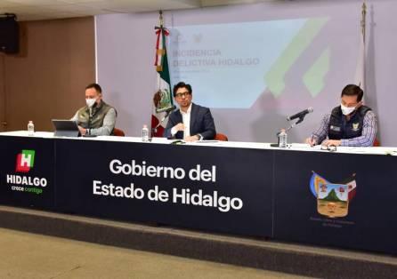 Hidalgo es el quinto estado que más redujo incidencia delictiva1