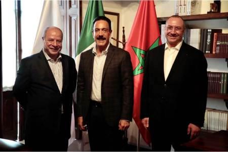 Hidalgo estrecha lazos en materia económica con Marruecos2