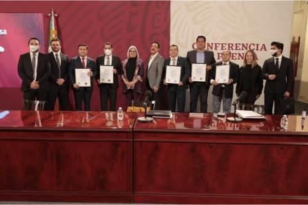 Hidalgo pionero en despliegue de infraestructura de telecomunicaciones, Federación2