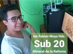 Hidalgo se convierte en campeón nacional sub 20 en el Circuito Nacional Infantil Y Juvenil por Selecciones Estatales de Ajedrez3