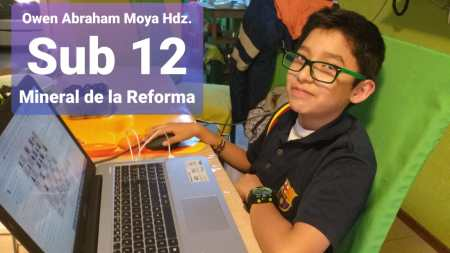 Hidalgo se proclama campeón del Circuito Nacional Infantil y Juvenil por Selecciones Estatales de Ajedrez
