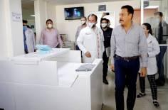 Inaugura Omar Fayad Unidad de Recuperación para pacientes Covid-19, única en el país1