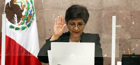 Instalación y Toma de Protesta del Comité Control y Desempeño Institucional del Poder Judicial del Estado de Hidalgo COCODI, sesión virtual2