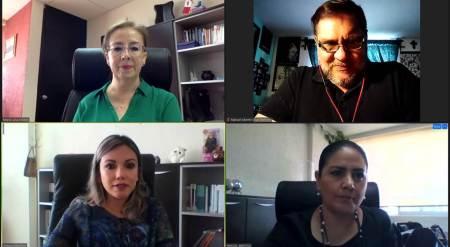 Integrantes del TEEH resuelven demandas a través de juicios virtuales