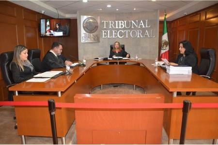Modificaciones al reglamento interno del Tribunal Electoral del Estado de Hidalgo