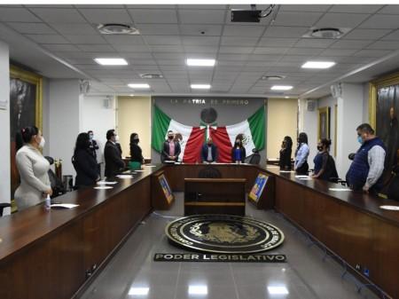 Modifican normativa para reglamentar sesiones virtuales y crean la Ley de Salvaguardia y Fomento Artesanal de Hidalgo