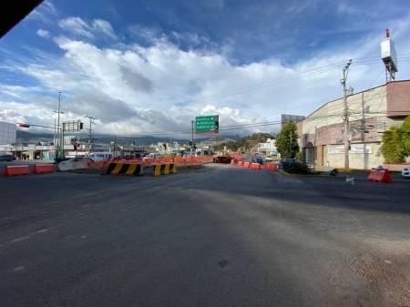 Obras públicas continúa con trabajos en bulevar Luis Donaldo Colosio entronque con la carretera Pachuca-Tulancingo1