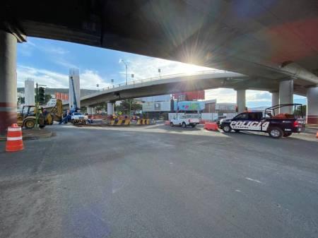 Obras públicas continúa con trabajos en bulevar Luis Donaldo Colosio entronque con la carretera Pachuca-Tulancingo2