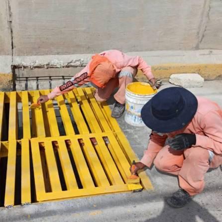 Obras Públicas redobla esfuerzos en esta temporada de lluvias1