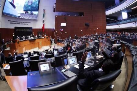Pleno del Senado aprobó segundo Periodo Extraordinario para el día 29