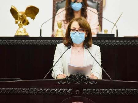 Por iniciativa de la diputada Claudia Luna se aprobó la reforma que establece que para ser titular de Protección Civil en Hidalgo se requerirá preparación profesional