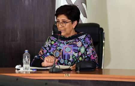 Presidenta del TSJEH participa en ciclo de conferencias sobre combate a la corrupción1