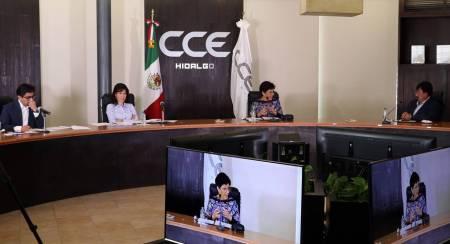 Presidenta del TSJEH participa en ciclo de conferencias sobre combate a la corrupción2