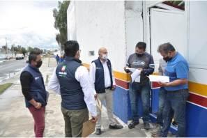 SEMARNATH supervisa cumplimiento de obligaciones ambientales en obra pública de alcaldía de Atitlaquia