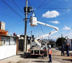 Servicios municipales, prioridad en Mineral de la Reforma 6
