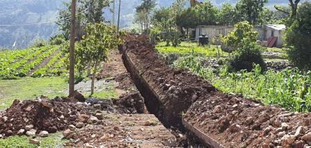 SOPOT construye sistema de alcantarillado sanitario y dos platas de tratamiento de aguas residuales en Nicolás Flores1