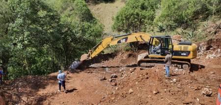 SOPOT construye sistema de alcantarillado sanitario y dos platas de tratamiento de aguas residuales en Nicolás Flores2