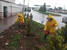 SOPOT realiza trabajos de limpieza por lluvias en zona Metropolitana de Pachuca2